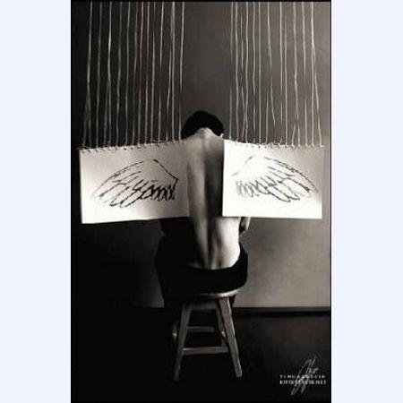 Мнимые крылья любви
